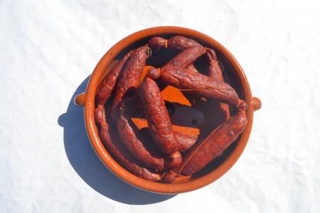 Chorizo extra dulce a granel