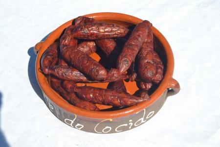Chorizo extra picante a granel