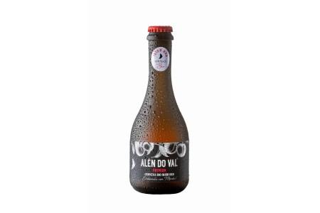 Cerveza Bio Irish Red Alén...